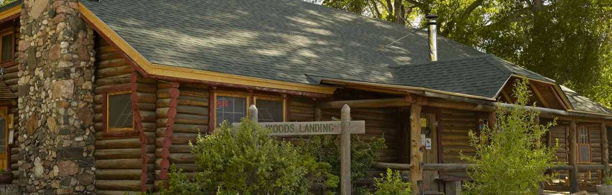 Woods Landing Bar And Cafe
